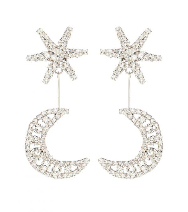 Leonida crystal earrings