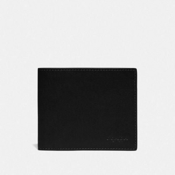 3-in-1 Wallet in Black