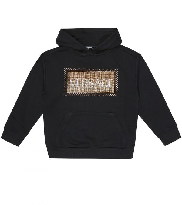 '90s Vintage cotton hoodie