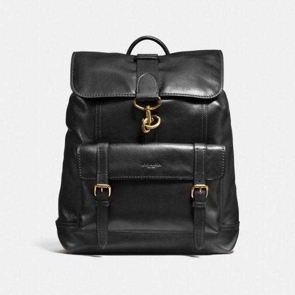 Bleecker Backpack in Black