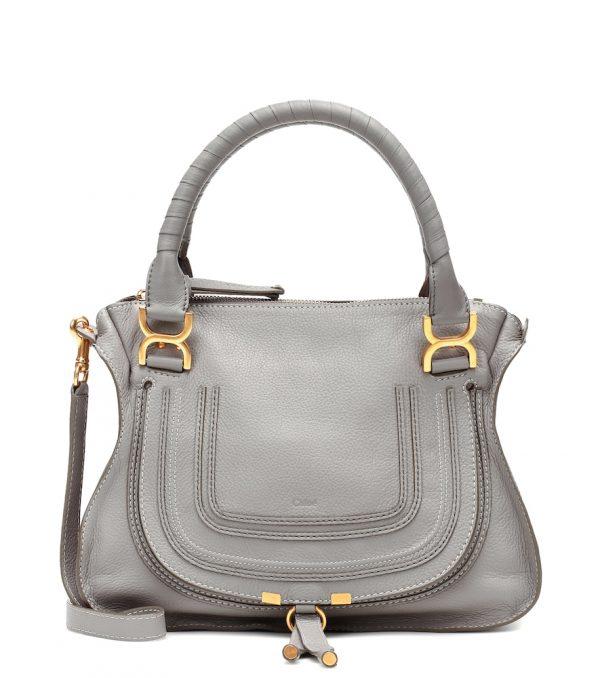 Marcie Medium leather tote