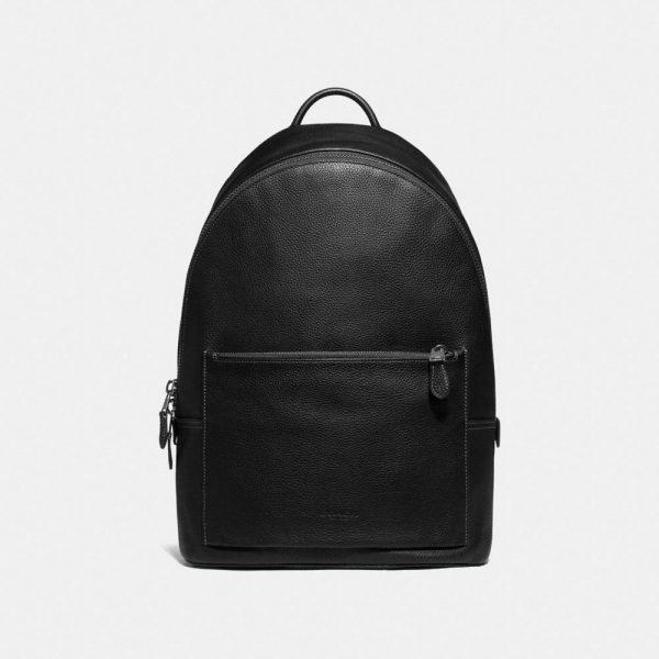 Metropolitan Soft Backpack in Black