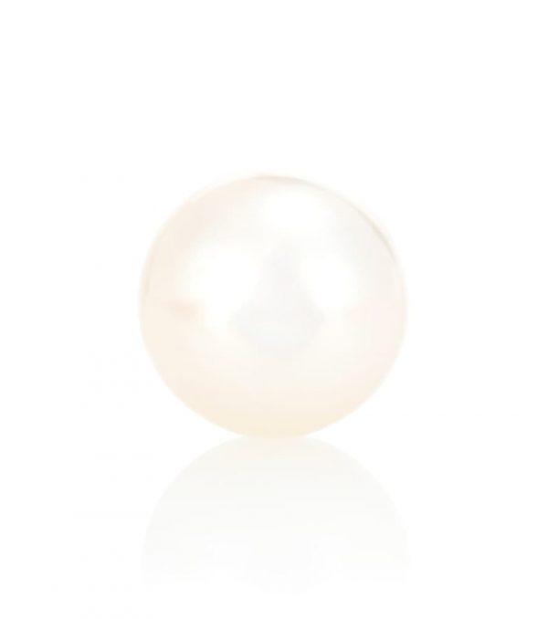 Petit Perle 14kt gold pearl earring