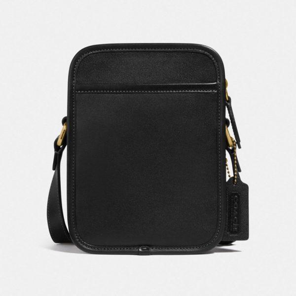 Zip Camera Bag in Black