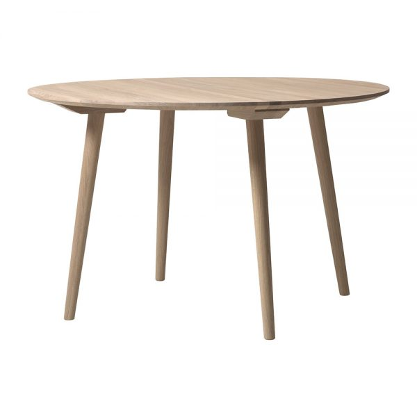 &Tradition - In Between Dining Table - White Oiled Oak