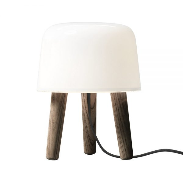 &Tradition - Milk Table Lamp - Smoked