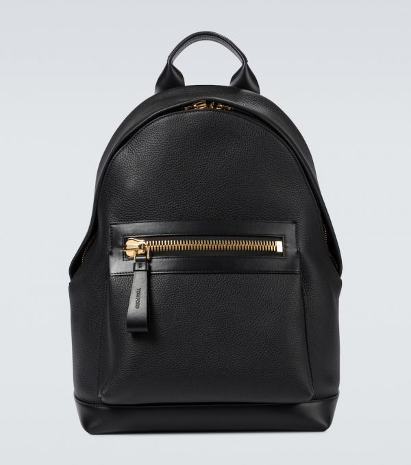 Buckley leather backpack