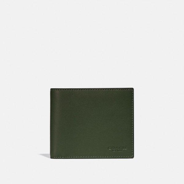 3-in-1 Wallet In Colorblock in Multi