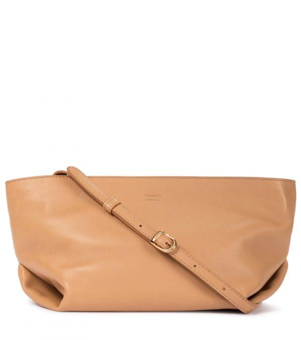 Adeline leather crossbody bag