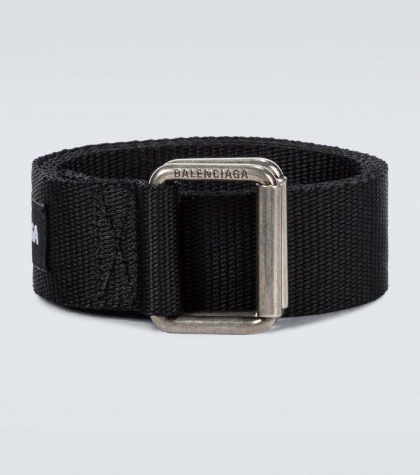 Army fabric belt