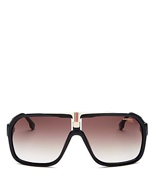 Carrera Men's Shield Sunglasses, 65mm