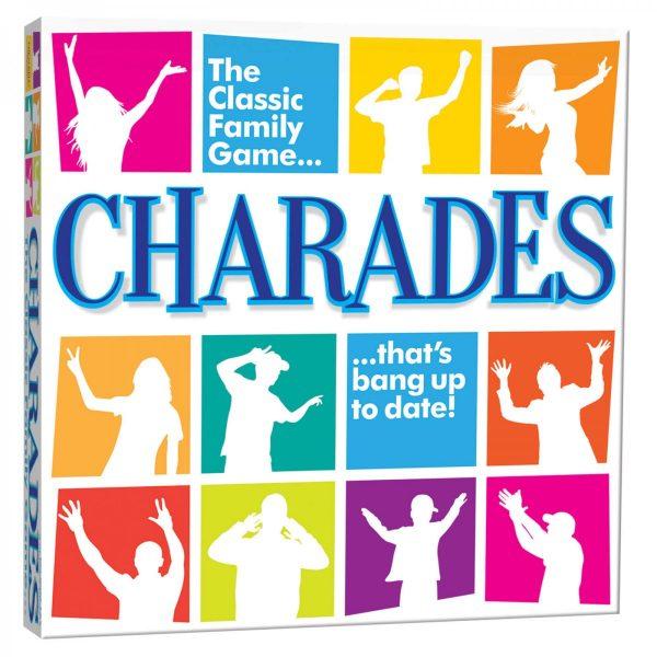 Charades Board Game