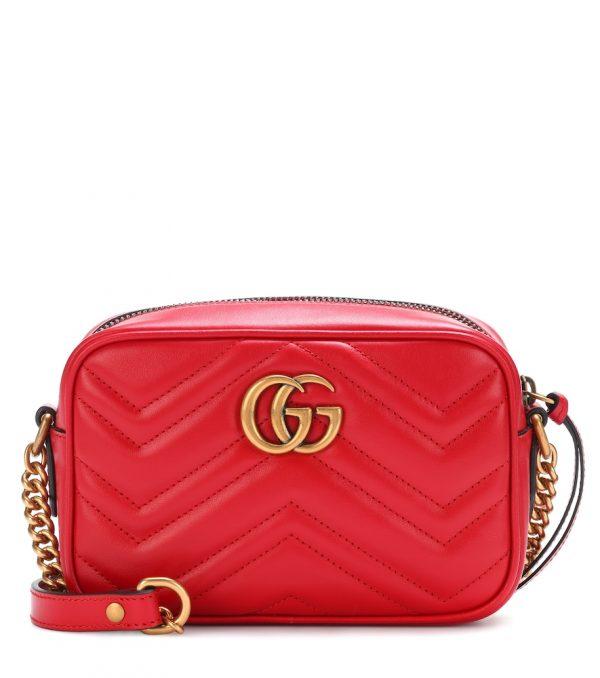 GG Marmont Mini crossbody bag