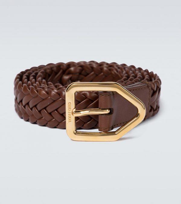 Lonzege leather belt