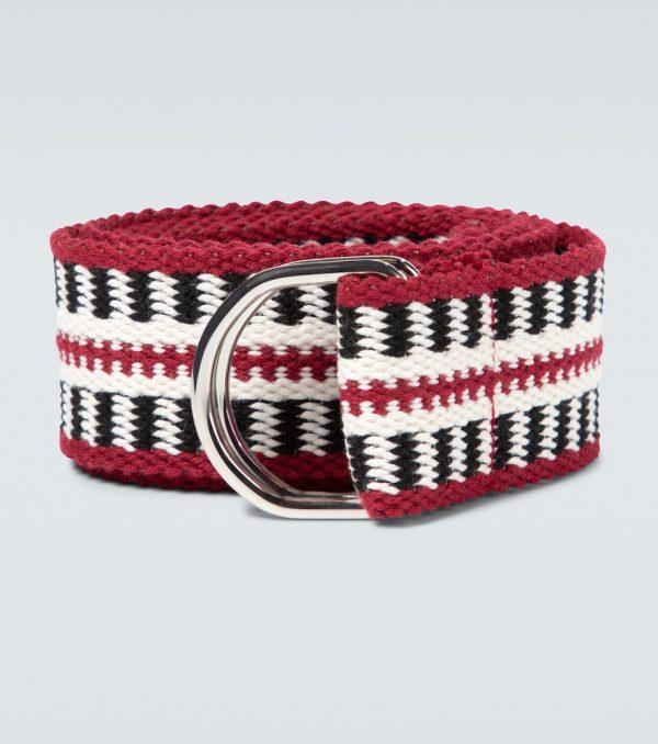 Nyessh fabric belt