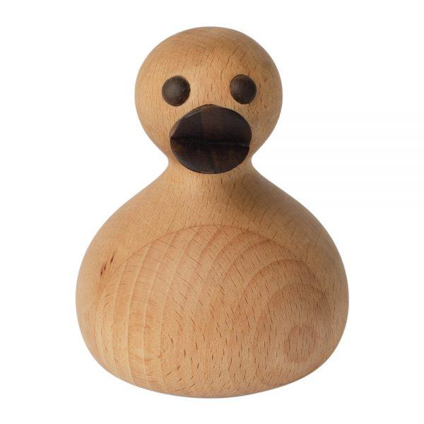 Spring Copenhagen - The Duckling Figurine - Beechwood